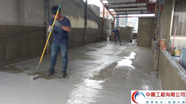 防水我來講 –聚合物水泥系塗膜防水工法(彈性水泥)